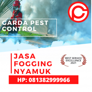 Jasa Semprot Nyamuk di Jogjogan Bogor