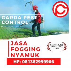 Jasa Fogging Perumahan di Karangindah Bekasi